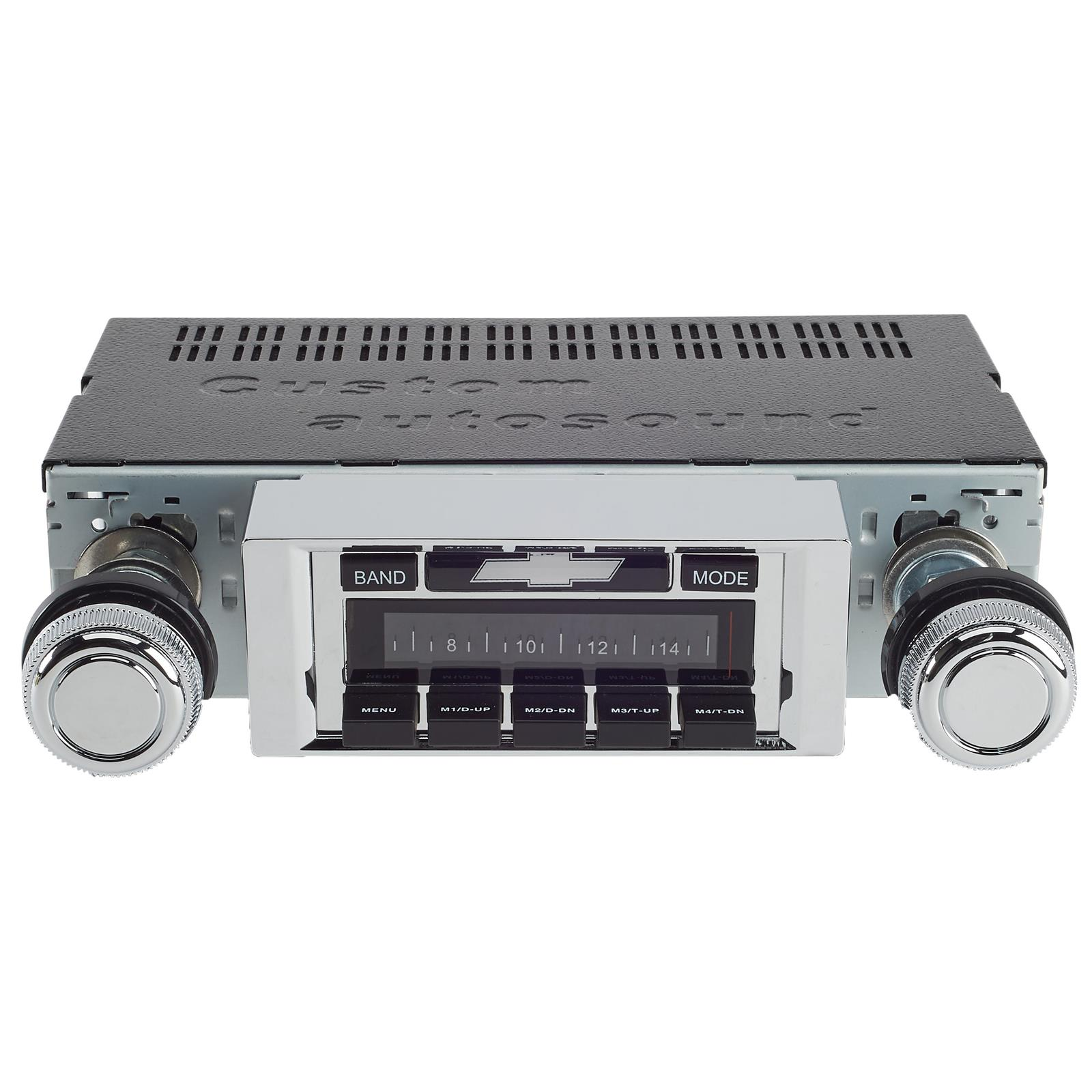 USA-630 II High Power 300 watt AM FM Car Stereo//Radio Custom Autosound Stereo compatible with 1969-1977 Camaro