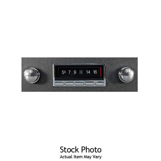 Custom Autosound CAM-GMTKLL-740 USA-740 Custom In-Dash Radio