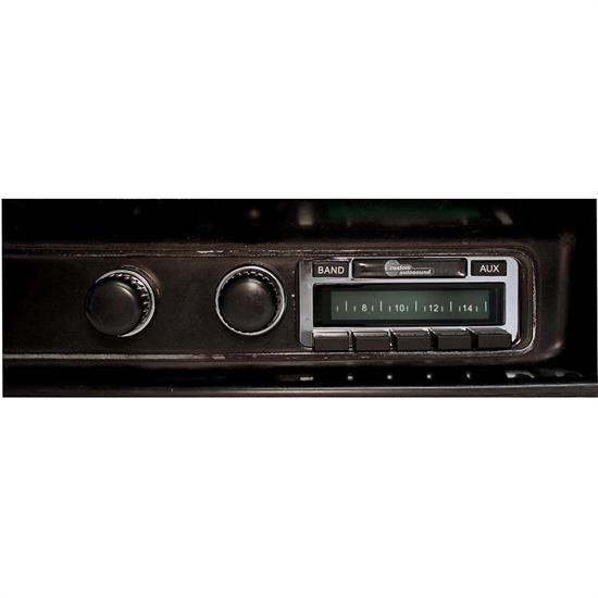 Custom Autosound CAM-MCHAL-230 Car Stereo, 70-74 Challenger