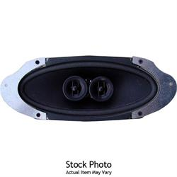 Custom Autosound 4013 DVC DVC Custom Fit Speakers