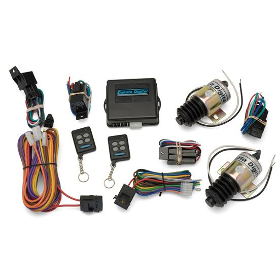 Dakota Digital CMD-4001X Four-Function Remote Entry Kit, 35 Pound