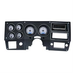 Dakota Digital VHX-73C-PU-S-B 73-87 Chevy Truck VHX Instruments