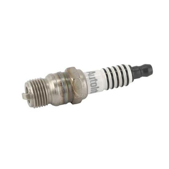 Autolite AR133 14mm Racing Spark Plug-5/8 Hex, Tapered, .46 Reach, Med