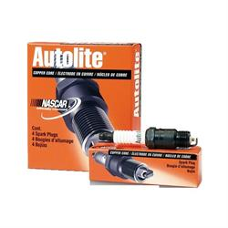 Autolite A3924 Spark Plugs for Edelbrock Flathead Ford Heads