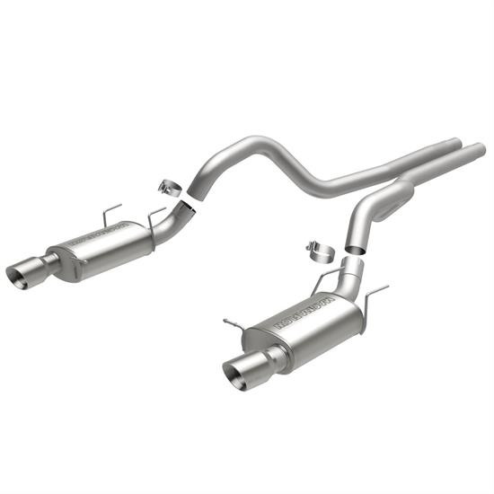 MagnaFlow 15149 MF Series Performance Cat Back Exhaust System