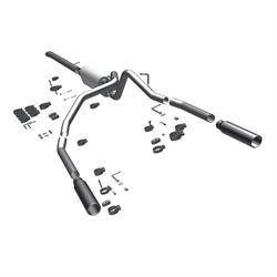 MagnaFlow 15523 MF Series Performance Cat Back Exhaust System