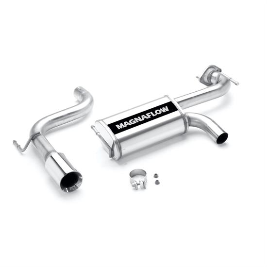MagnaFlow 15812 MF Series Axle-Back Exhaust System