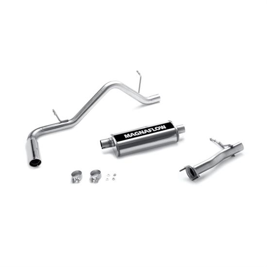 MagnaFlow 15844 MF Series Performance Cat Back Exhaust System
