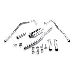 MagnaFlow 15877 MF Series Performance Cat Back Exhaust System
