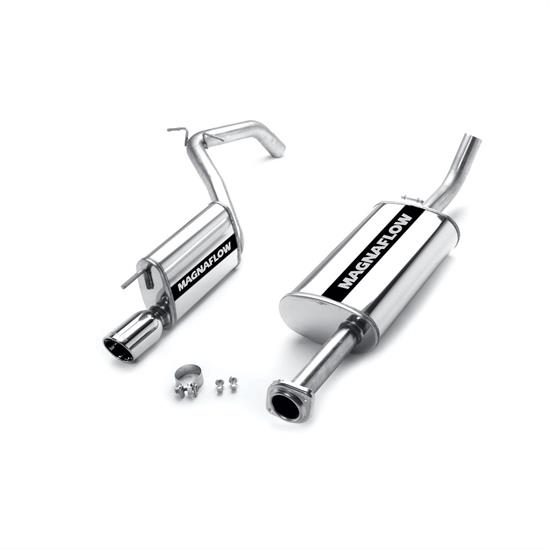 MagnaFlow 16631 MF Series Performance Cat Back Exhaust System