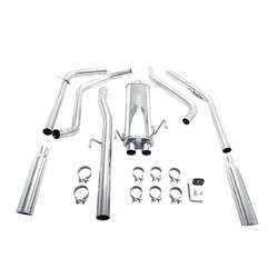 MagnaFlow 16851 MF Series Performance Cat Back Exhaust System