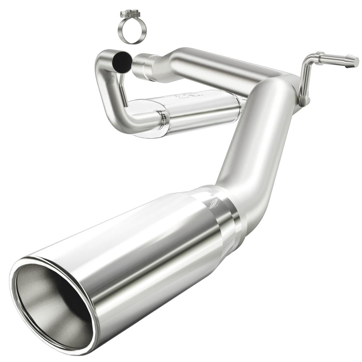 Performance Exhaust Systems >> Magnaflow 16899 Touring Series Performance Exhaust System