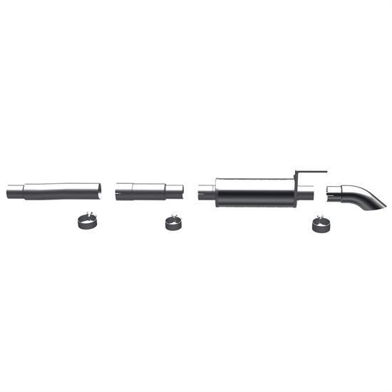 MagnaFlow 17106 Off-Road Pro Series Cat Back Exhaust System