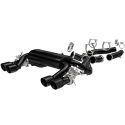 MagnaFlow 19186 MF Series Axle-Back Exhaust System