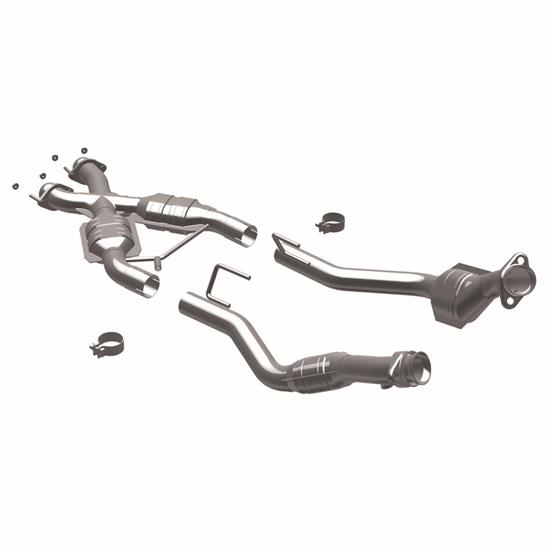MagnaFlow 337338 Direct-Fit Catalytic Converter