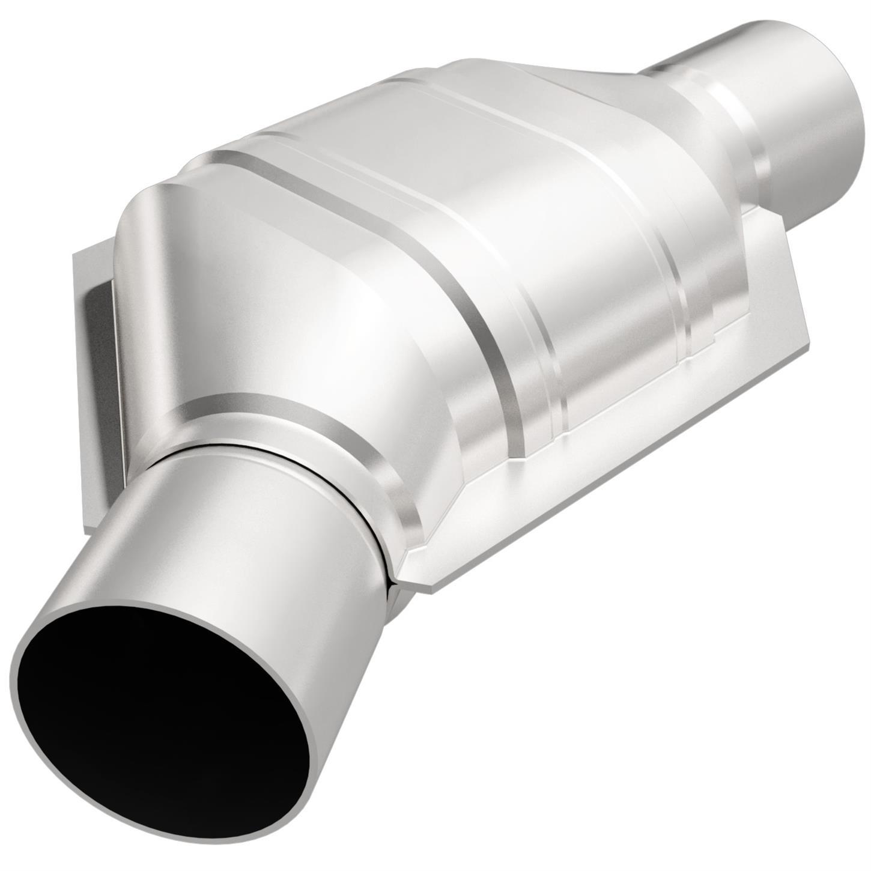 Non CARB Compliant MagnaFlow 91004M Universal Catalytic Converter