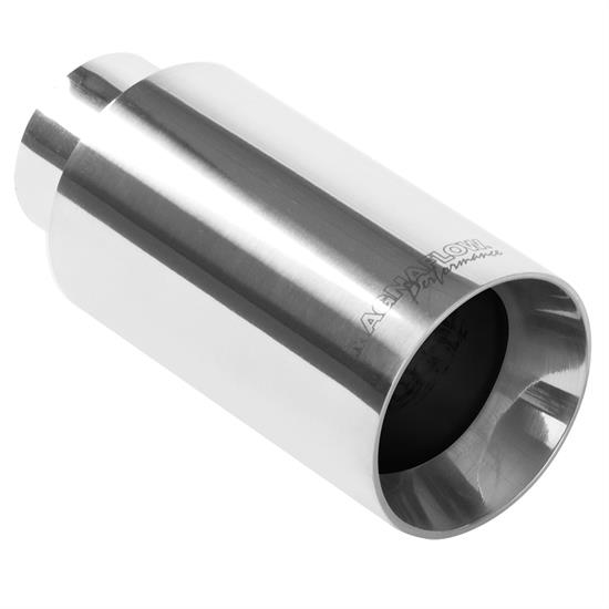 magnaflow 35123 stainless steel exhaust tip double wall