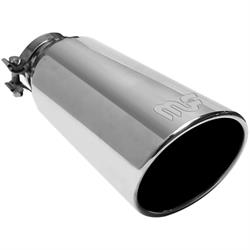 MagnaFlow 35186 Stainless Steel Exhaust Tip, Double Wall