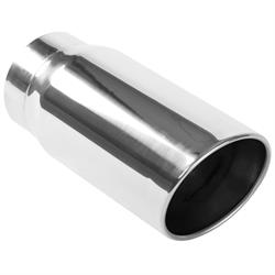 MagnaFlow 35233 Stainless Steel Exhaust Tip, Double Wall