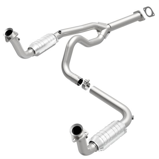 MagnaFlow 49063 Direct-Fit Catalytic Converter
