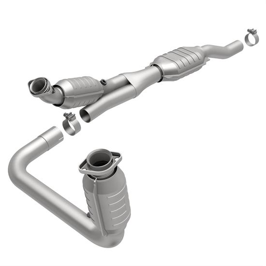 MagnaFlow 49188 Direct-Fit Catalytic Converter