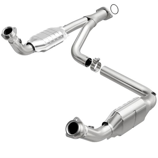MagnaFlow 49644 Direct-Fit Catalytic Converter