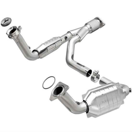 MagnaFlow 49650 Direct-Fit Catalytic Converter