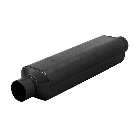 Flowmaster 12418409 Super HP-2 Muffler, 2.25 In/Out
