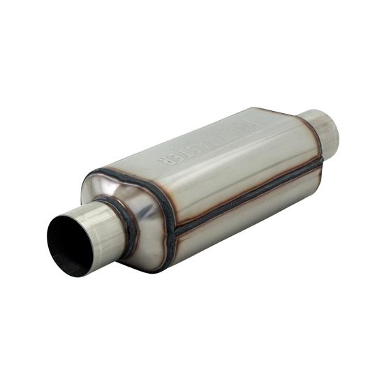 Flowmaster 12512304 Super HP-2 Muffler, 2.50 In/Out