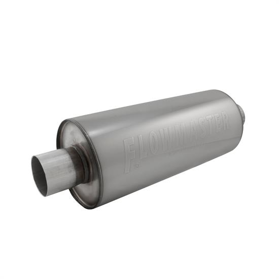Flowmaster 12514310 dBX Muffler, 2.50 In/Out
