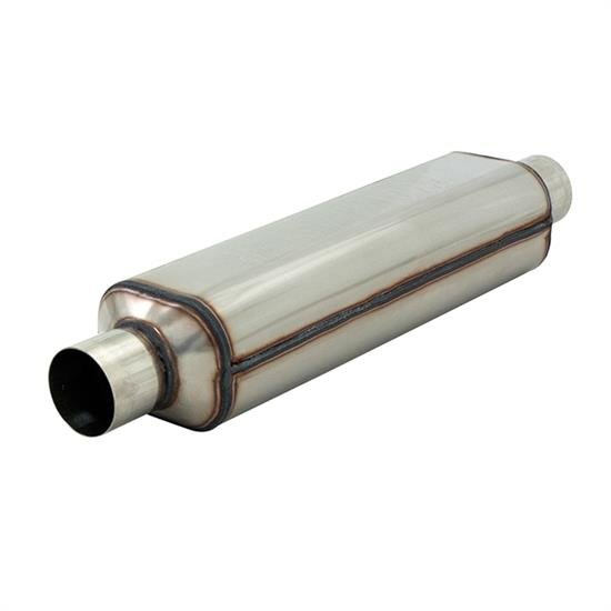 Flowmaster 12518304 Super HP-2 Muffler, 2.50 In/Out