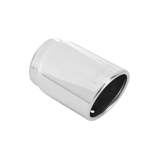 Flowmaster 15317 Exhaust Tip, 3.00 In/Out