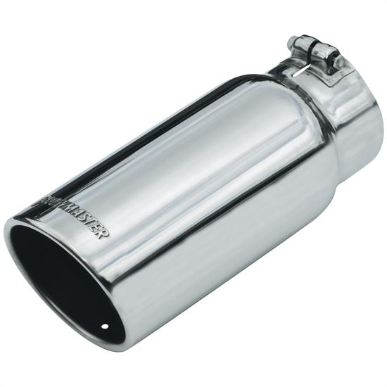 Flowmaster 15368 Exhaust Tip, 5 in Angel Cut