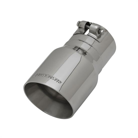Flowmaster 15377 Exhaust Tip, 3 in. Inlet I.D., 7 in. Length