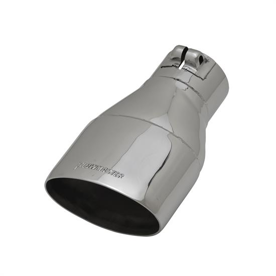 Flowmaster 15383 Exhaust Tip, 3.0 in. Inlet I.D., 9 in. Length