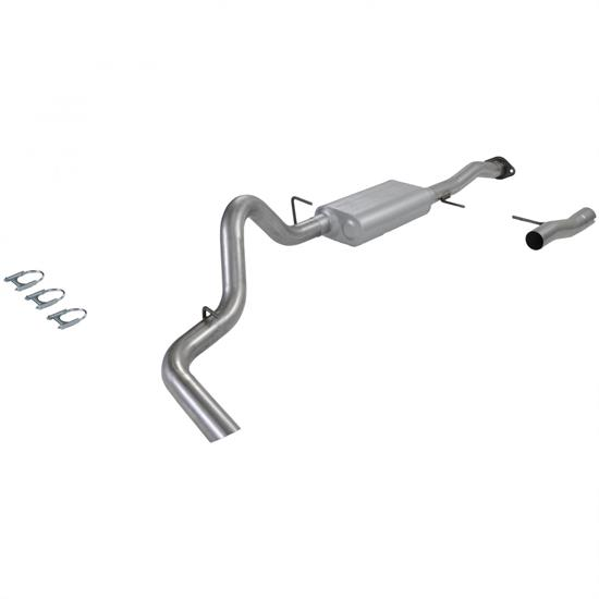 Flowmaster 17162 American Thunder Exhaust Kit, 1992-95 Jimmy 350