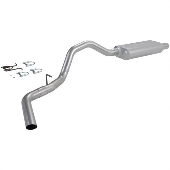 Flowmaster 17229 Force II Exhaust Kit, 1999-04 F-250/350
