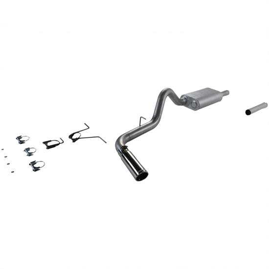 Flowmaster 17278 Force II Exhaust Kit, 2000-03 Dakota