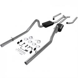 Flowmaster 17382 Delta Force Exhaust Kit, 1968-70 Mopar B-Body