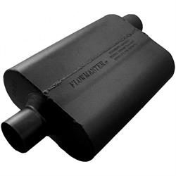 Flowmaster 42542 40 Series Muffler, 2.50 In/Out