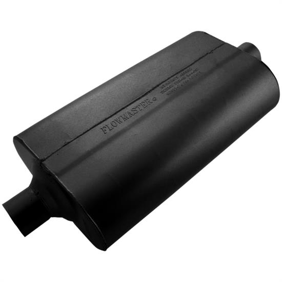 Flowmaster 52455 50 Series Muffler, 2.25 In/Out