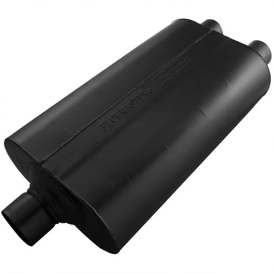 Flowmaster 525552 50 Series Muffler, 2.50 In/ 2.25 Out