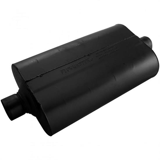 Flowmaster 52555 50 Series Muffler, 2.50 In/Out