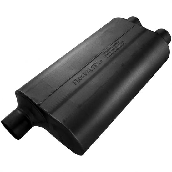Flowmaster 525561 50 Series Muffler, 2.50 In/Out