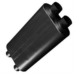 Flowmaster 527504 50 Series Big Block Muffler, 2.75 In/Out