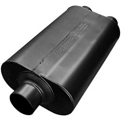 Flowmaster 530552 50 Series Muffler, 3.00 In/ 2.50 Out