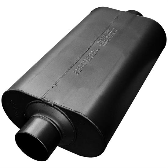 Flowmaster 53055 50 Series Muffler, 3.00 In/Out
