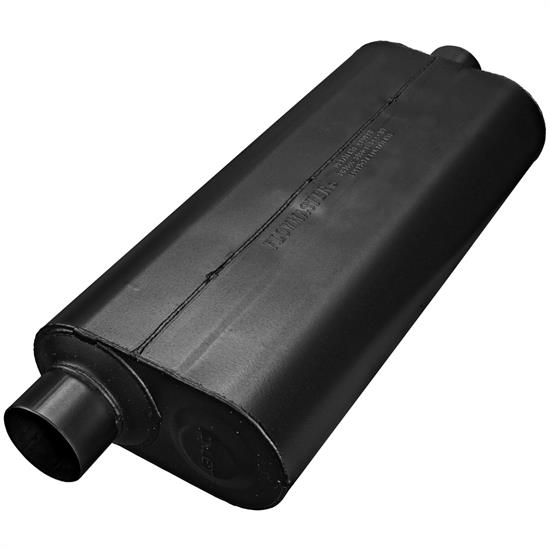 Flowmaster 53071 70 Series Big Block II Muffler, 3.00 In/Out