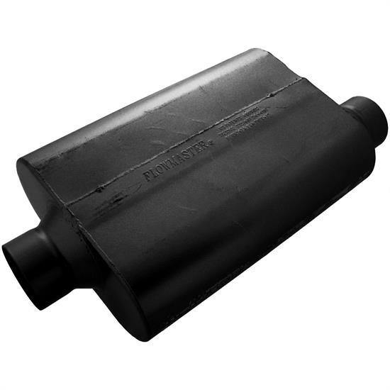 Flowmaster 53531-12 Delta Force 30 Series Muffler, 3.50 In/Out
