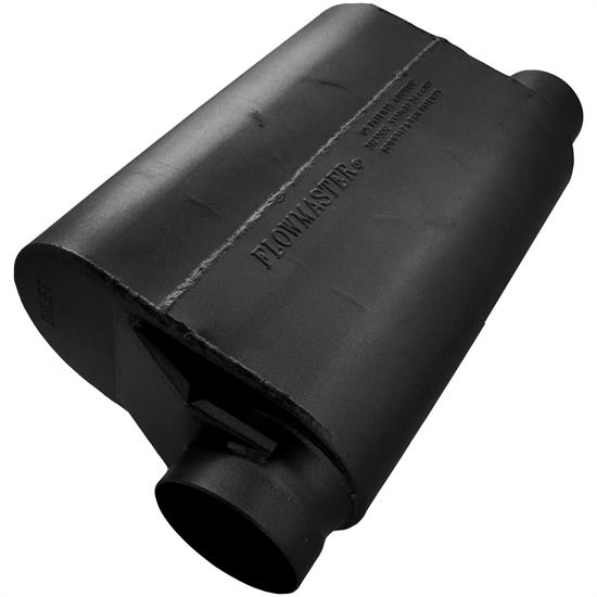Flowmaster 53545-10 Delta Force 40 Series Muffler, 3.50 In/Out